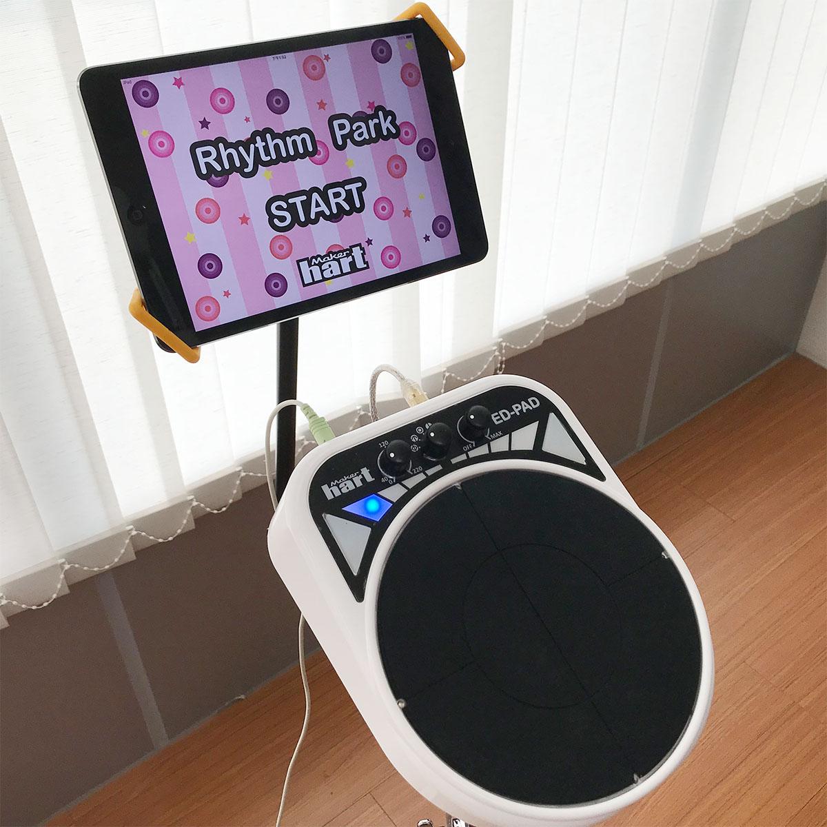ED-PAD with iPad MINI