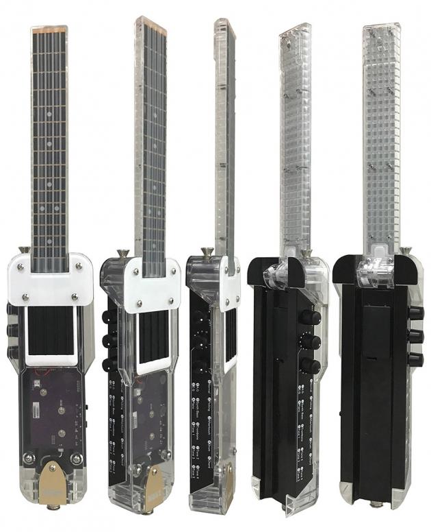 DU-ONE DIY Arduino Electronic Ukulele Kits 5
