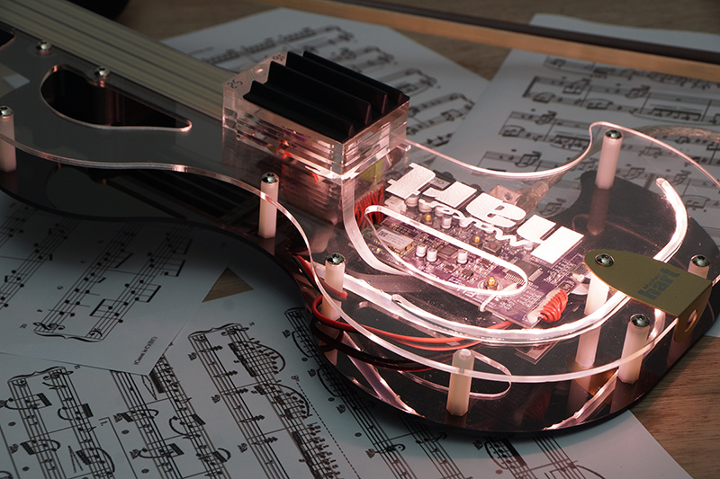 [make-to-order] DV-ONE Electronic Violin 2