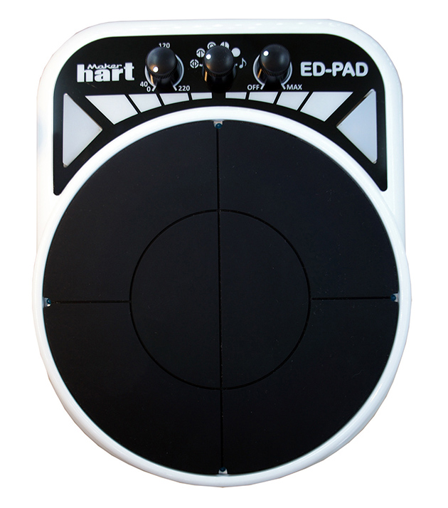 ED-PAD Electronic 6 PAD Drum 1