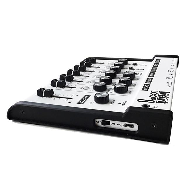 [Pre-order] LOOP 8 -  8 channel stereo audio mixer with loop function 3