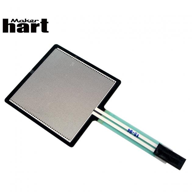 Membrane Force Sensor MF02 (Force Sensor Square 39.6mm*39.6mm) 1