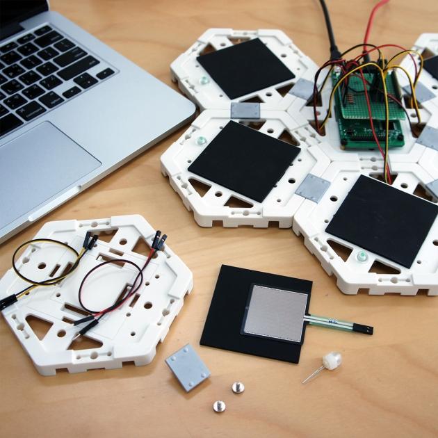 DD-PAD DIY Arduino Electronic Drum Kits 2