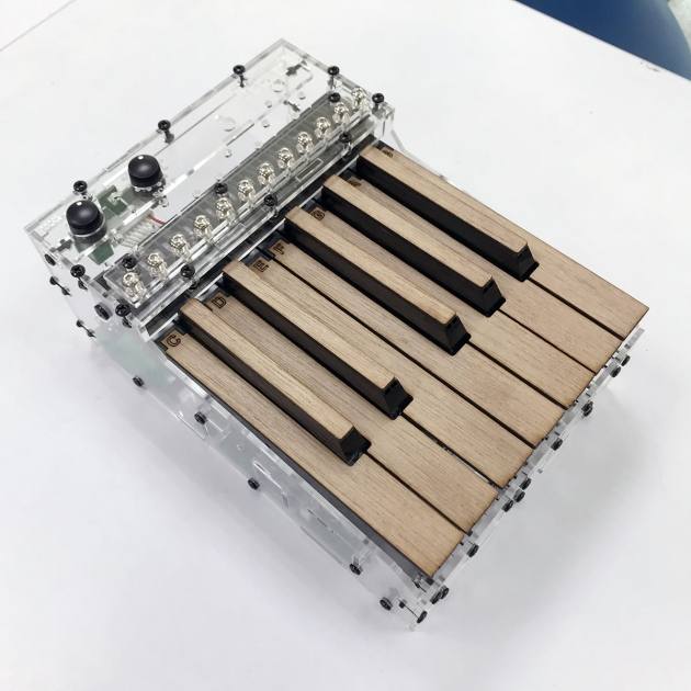 DK-TWO DIY Arduino Electronic Piano Kits 1