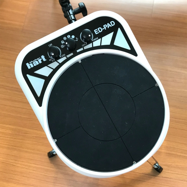 ED-PAD Electronic 6 PAD Drum 3